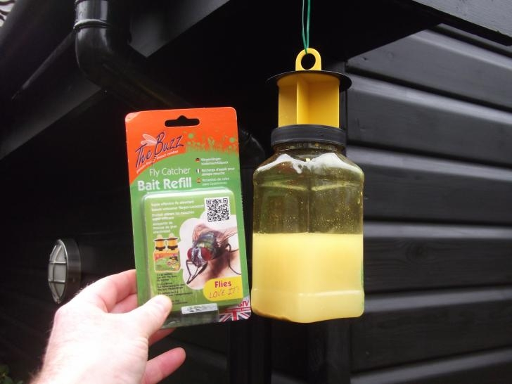 Home Fly Trap