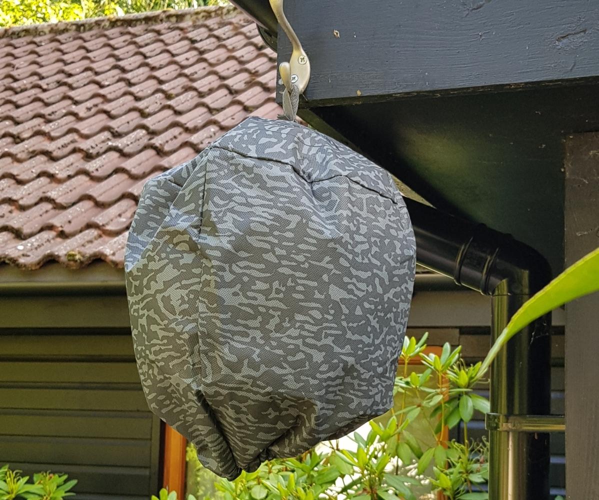 Wasp Nest Deterrent